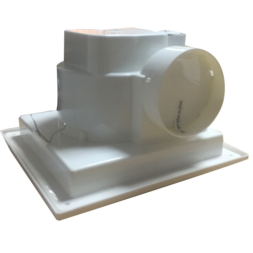 Portable Axial Blower, Extractor Ventilation Exhaust Fans ...